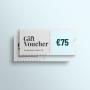 €75 Voucher